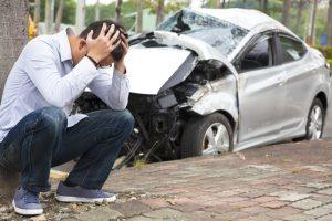 טעות אחרי תאונת דרכים